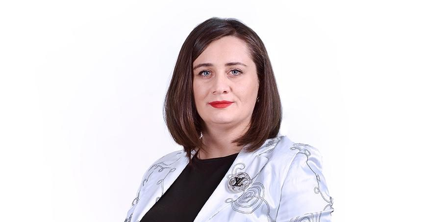 "An appointment of Maya Tskitishvili as an Editor-in-Chief of the journal ,,Herald of Law""."